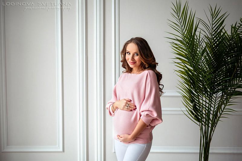 Лучшее время для фотосессии беременной работа девушка модель в москве без опыта